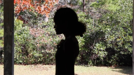 Endowhat trailer image - a young ballet dancer in silhouette.